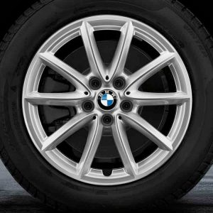 Зимнее колесо R17 BMW F48/F49, V-SPOKE 560, Nokian WR D4