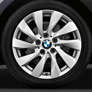 Зимнее колесо R17 BMW F20/F21/F22/F23, Turbine Styling 381, Nokian Hakkapeliitta 9 (Ш) RunFlat