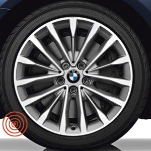 Зимнее колесо R18 BMW G30/G31, W-SPOKE 632, Nokian Hakkapeliitta 9 FRT RunFlat