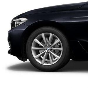 Зимнее колесо R18 BMW G32/G11/G12, V-Spoke 642, Nokian Hakkapeliitta R3 RunFlat