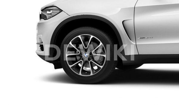 Зимнее колесо  R19 BMW F15, STAR SPOKE 449, Nokian Hakkapeliitta 9 FRT RunFlat (Ш)