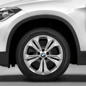 Зимнее колесо R17 BMW F48/F49, DOUBLE SPOKE 564, Nokian Hakkapeliitta 9 RunFlat (Ш)