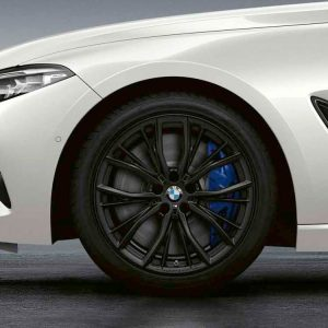 Зимнее колесо R19 BMW G30/G31/G14/G15, DOUBLE SPOKE 664M, Pirelli Winter Sottozero 3 RunFlat