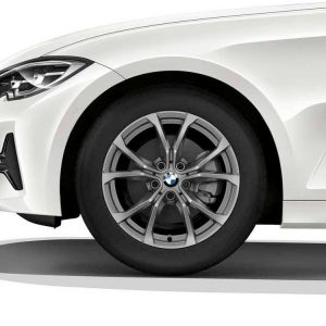 Зимнее колесо R17 BMW G20, V-Spoke 778, Pirelli Winter Sottozero 3  RunFlat