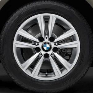Зимнее колесо R16 BMW F30/F31/F32/F33/F36, V-spoke 656, Continental Viking Contact 7