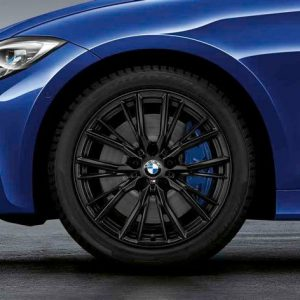 Зимнее колесо R18 BMW G20, Double Spoke 796M Performance, Nokian Hakkapeliitta 9 RunFlat