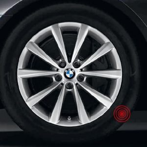 Зимнее колесо R18 BMW G14/G15/G16, V-Spoke 642, Nokian Hakkapeliitta 9  RunFlat (Ш)