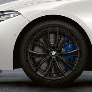 Зимнее колесо R19 BMW G30/G31/G14/G15, Double Spoke 786M Performance, Nokian Hakkapeliitta 9 (Ш)