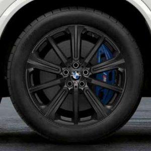 Зимнее колесо R20 BMW G05, Star Spoke 748 M Performance, Nokian Hakkapeliitta 9 (Ш)