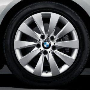 Зимнее колесо R17 BMW F30/F31/F32/F33/F36, V-spoke 413, Dunlop SP Winter Sport 4D RunFlat