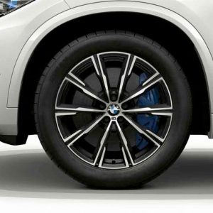 Зимнее колесо R20 BMW G05, Star Spoke 740M, Nokian Hakkapeliitta R3