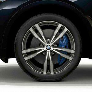 Зимнее колесо R21 BMW G07, Double Spoke 754M, Nokian Hakkapeliitta 9 (Ш)