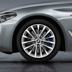 Зимнее колесо R18 BMW G30/G31 W-SPOKE 632, Continental IceContact 2 KD