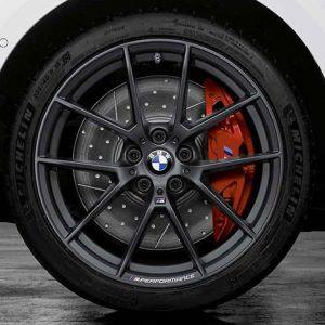 Зимнее колесо R19 BMW G20, Y-SPOKE 898M Performance, Pirelli Winter Sottozero 3 RunFlat ПО