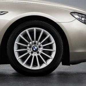 Диск литой R18 BMW F10/F11/F07, RADIAL SPOKE 237, 8,0J x 18 ET30