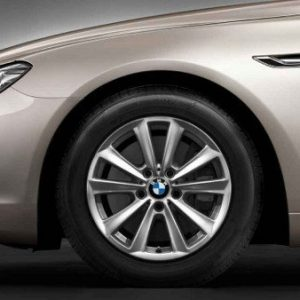 Диск литой R17 BMW F10/F11/F07, V-SPOKE 236, 8,0J x 17 ET30