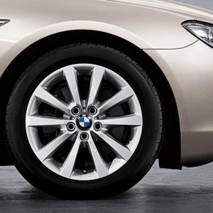 Диск литой R18 BMW F10/F11/F07, V-SPOKE 328, 8,0J x 18 ET30
