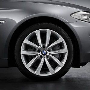 Диск литой R19 BMW F10/F11/F07, V-SPOKE 331, 8,5J x 19 ET33 ПО