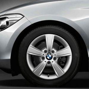 Диск литой R16 BMW F20/F21, STAR SPOKE 376, 7,0J x 16 ET40
