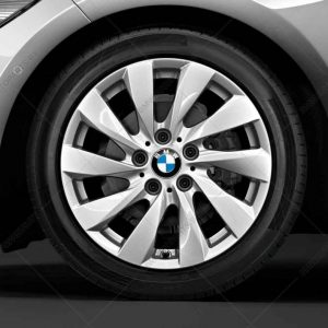 Диск литой R17 BMW F20/F21, TURBINE 381, 7,5J x 17 ET43