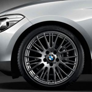 Диск литой R18 BMW F20/F21, RADIAL SPOKE 388, 7,5J x 18 ET45 ПО