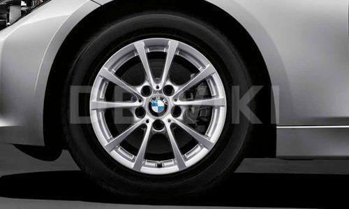 Диск литой R16 BMW F30/F31/F32/F33/F36, V-SPOKE 390, 7,0J x 16 ET31