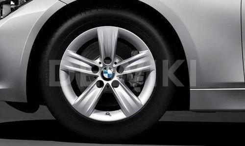 Диск литой R16 BMW F30/F31/F32/F33/F36, STAR SPOKE 391, 7,5J x 16 ET37