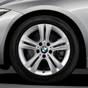 Диск литой R17 BMW F30/F31/F32/F33/F36, DOUBLE SPOKE 392, 7,5J x 17 ET37
