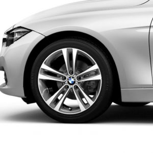 Диск литой R16 BMW F30/F31/F32/F33/F36, DOUBLE SPOKE 397, 8,0J x 18 ET34