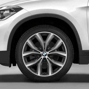 Диск литой R19 BMW F48/F49, Y-SPOKE 511, 8,0J x 19 ET47