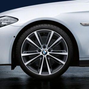 Диск литой R20 BMW F10/F11/F07, V-SPOKE 464, 9,0J x 20 ET44 ЗО