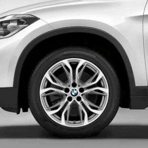 Диск литой R18 BMW F48/F49, Y-SPOKE 566, 7,5J x 18 ET52
