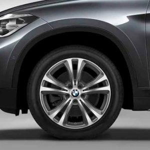 Диск литой R18 BMW F48/F49, DOUBLE SPOKE 568, 7,5J x 18 ET51