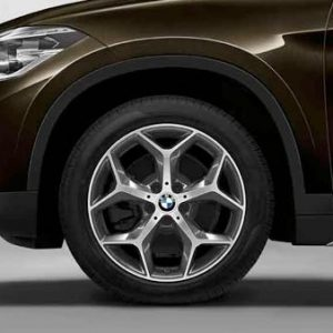 Диск литой R18 BMW F48/F49, Y-SPOKE 569, 7,5J x 18 ET51