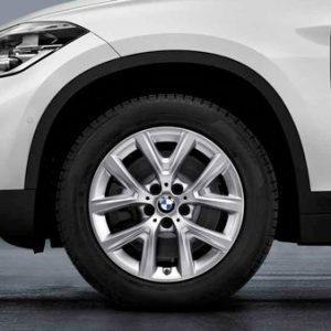 Диск литой R17 BMW F48/F49, Y-SPOKE 574, 6,5J x 17 ET39