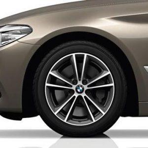Диск литой R17 BMW G30/G31, TURBINE 631, 7,5J x 17 ET27