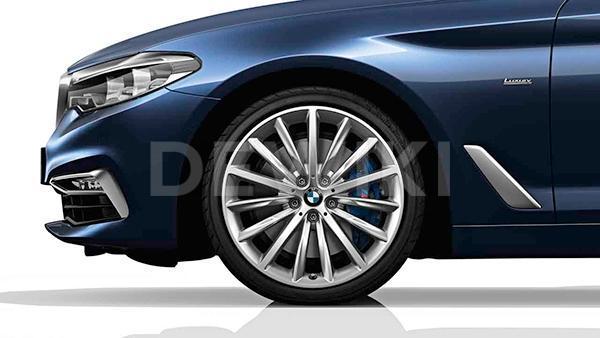 Диск литой R19 BMW G30/G31, MULTI SPOKE 633, 8,0J x 19 ET30 ПО