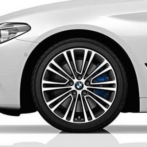 Диск литой R18 BMW G30/G31, V-SPOKE 634, 8,0J x 18 ET30