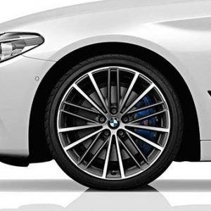 Диск литой R19 BMW G30/G31, W-SPOKE 635, 9,0J x 19 ET44 ЗО