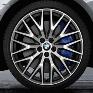 Диск литой R20 BMW G30/G31, Y-SPOKE 636, 8,0J x 20 ET30 ПО