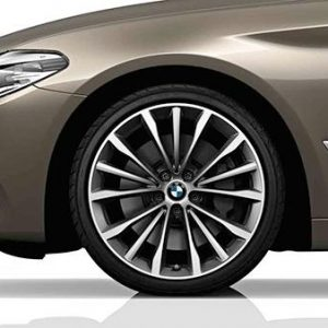 Диск литой R19 BMW G30/G31, W-SPOKE 663, 8,0J x 19 ET30
