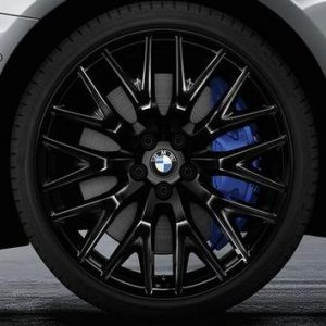 Диск литой R20 BMW G30/G31, Y-SPOKE 636 Black, 8,0J x 20 ET30 ПО