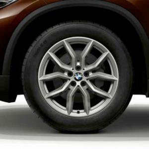 Диск литой R19 BMW G05, V-Spoke 734, 9,0J x 19 ET38