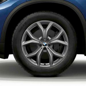Диск литой R19 BMW G05, V-Spoke 735, 9,0J x 19 ET38