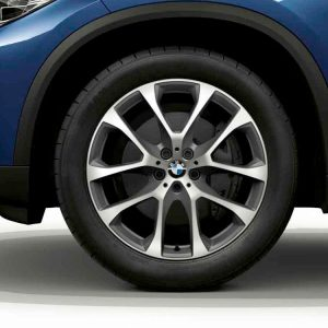 Диск литой R20 BMW G05, Y-SPOKE 738, 9,0J x 20 ET35 ПО