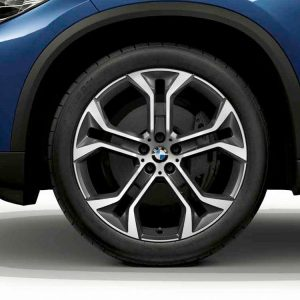 Диск литой R21 BMW G05, Y-SPOKE 744, 10,5J x 21 ET43 ЗО