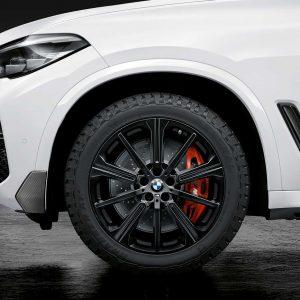 Диск литой R20 BMW G05, STAR SPOKE 748M Performance, 9,0J x 20 ET35