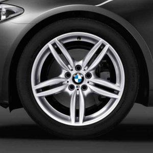 Диск литой R19 BMW F10/F11/F07, M DOUBLE SPOKE 351, 8,5J x 19 ET33 ПО