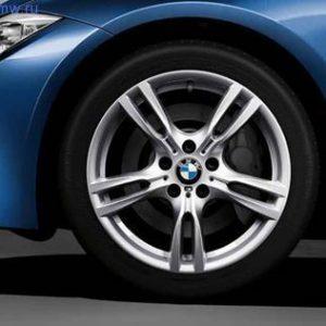 Диск литой R18 BMW F30/F31/F32/F33/F36, M SPOKE 400, 8,5J x 18 ET47 ЗО