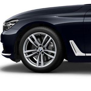 Диск литой R19 BMW G32/G11/G12, DOUBLE SPOKE 647M, 8,5J x 19 ET25